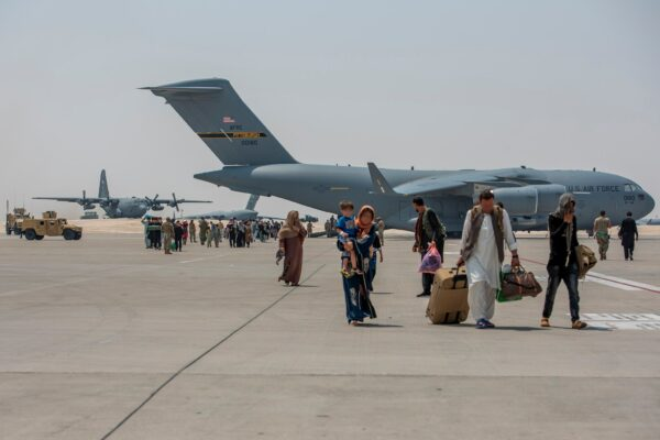 911th Airlift Wing Aids Historic Afghanistan Mission