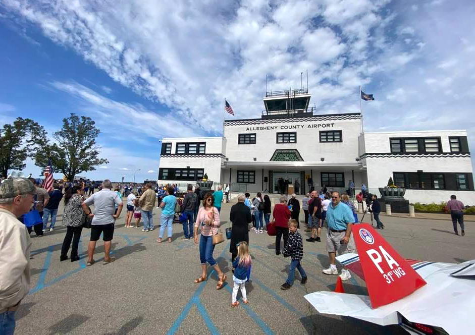 WATCH: 90 Years Strong – Community Celebrates Allegheny County Airport