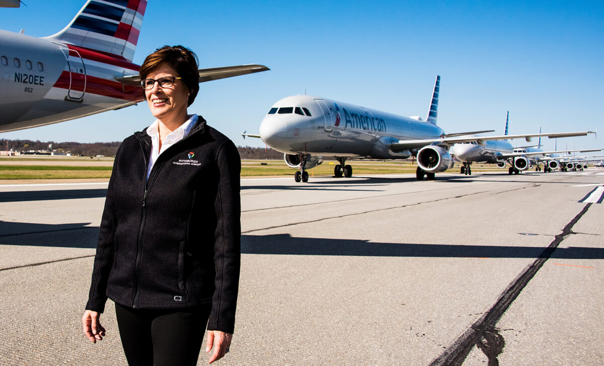PIT CEO Cassotis Joins 'Airlines Confidential' Podcast