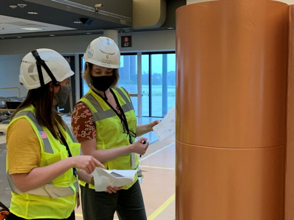 Now Testing: Materials for the Airport of the Future