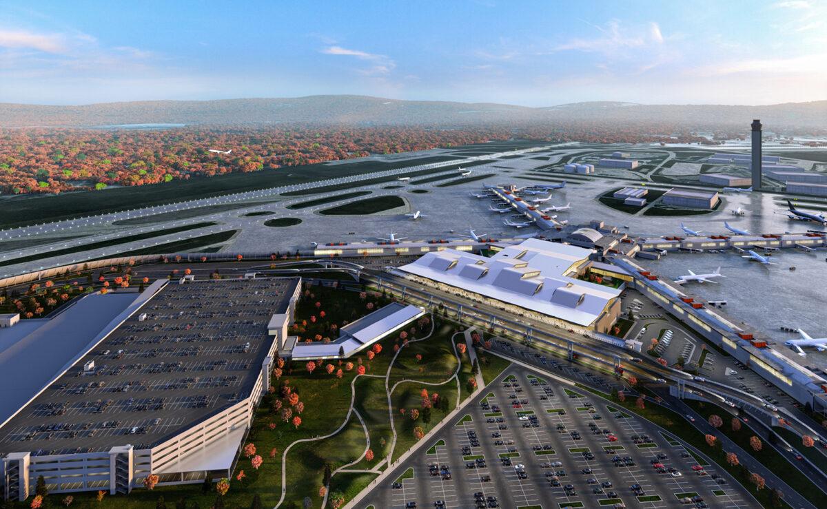 Officials Set to Break Ground for PIT's New Terminal