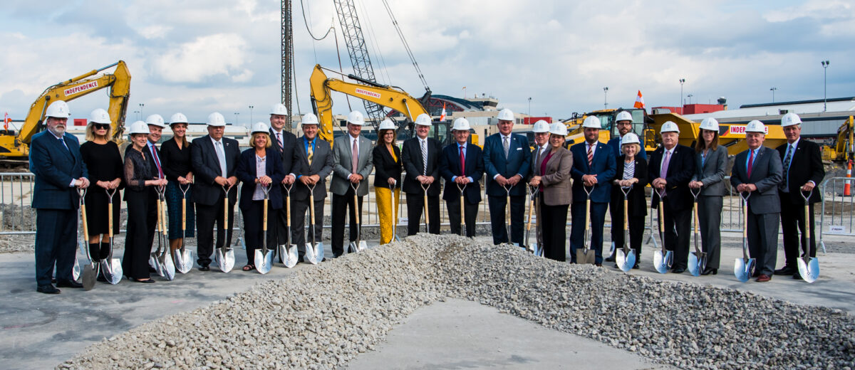 'Making History Again': PIT Breaks Ground For Future